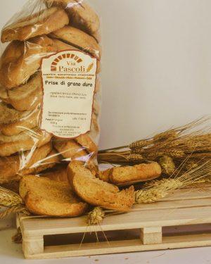 Frise al grano Duro, forno artigianale